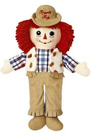 Photo of Raggedy Andy Western Cowboy doll 15448 by Aurora World.