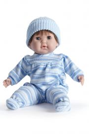 Photo of Nonis brunette play doll.