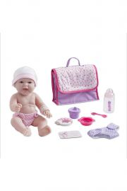 Photo of Berenguer Boutique La Newborn Diaper Bag Gift Set.