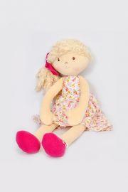 Photo of Bonikkaplush doll Rosemary from Debutant Collection.