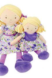 Photo of Lil' Peg plush play doll from Bonikka