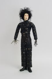 Collectible Limited Edition Wax doll Edward Scissorhands by Paul Crees and Peter Coe
