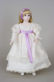 Collectible Limited Edition Vinyl soft body doll Claudia by Paul Crees and Peter Coe