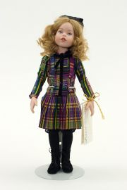 Collectible Limited Edition Porcelain doll Gigi by Robert Tonner
