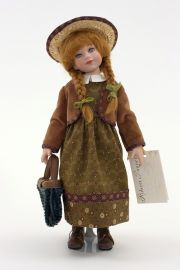Collectible Limited Edition Porcelain doll Anne by Robert Tonner