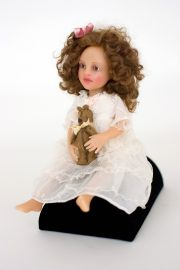 Collectible Limited Edition Resin doll Madeleine by Avigail Brahms