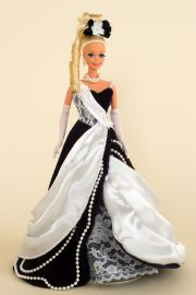 Midnight Waltz Barbie - collectible open edition vinyl fashion doll by doll artist Mattel.