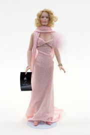 Jane - collectible limited edition porcelain fashion doll by doll artist Robert Tonner.