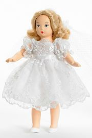 Tiny Betty - 1st Communion (49020) - limited edition vinyl collectible doll  by doll artist Madame Alexander.
