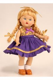 Jelly Mini Ginny 8MG114 - limited edition vinyl collectible doll  by doll artist Vogue.