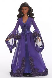 Violet Waters Violet Nights 96347 - collectible limited edition vinyl hard fashion doll by doll artist Mel Odom.