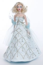 Gene Breathless 76074 - collectible limited edition vinyl hard fashion doll by doll artist Mel Odom.