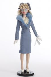 Gene Hello Hollywood 94657 - collectible limited edition vinyl hard fashion doll by doll artist Mel Odom.