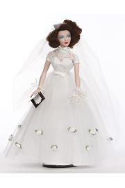 Gene Monaco 96401 - collectible limited edition vinyl hard fashion doll by doll artist Mel Odom.