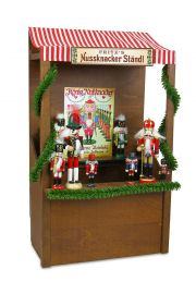 Nutcracker Market Stall - collectible limited edition doll accessory by Byers' Choice, Ltd.