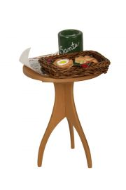 Milk and Cookies - collectible limited edition doll furniture accessory by Byers' Choice, Ltd.
