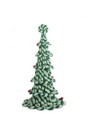 Green Candy Cane Tree - collectible limited edition doll accessory by Byers' Choice, Ltd.