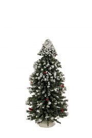 Snow Tree 9 inch - collectible limited edition doll accessory by Byers' Choice, Ltd.