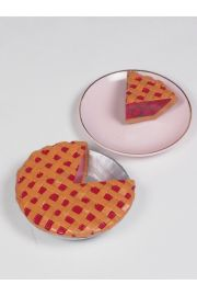 Cherry Pie Doll Food For 18in American Girl Doll Accessory