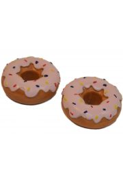 Strawberry Doughnuts doll food for 18in American Girl