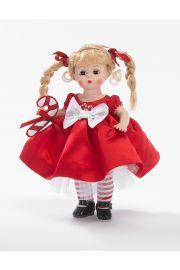 Candy Cane Cutie Madame Alexander Doll