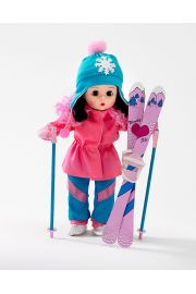 Downhill Skiing Madame Alexander Doll