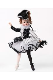Columbine Ballerina Doll