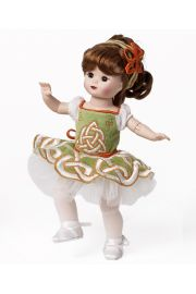Celtic Dancer Doll - From the International Collection