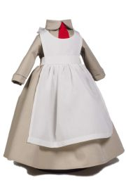 Salvation Army Doughnut Girl Outfit for 18in American Girl Doll