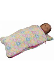 Doll sleeping back for 18in American Girl Doll