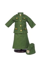 "18"" doll uniform matches those worn by brave women who took it upon themselves to provide humanitarian assistance in times of war. High Quality Doll Clothes & Accessories for 18"" dolls Fits American Girl¬ Doll Clothes"