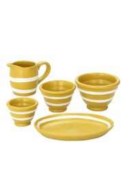 """Yellowware Collection Kitchen Accessories for 18"""" American Girl¬ Dolls. High quality 18"""" doll accessories and clothing. Compatible with American Girl¬ Doll Accessories."""