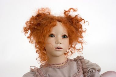 Collectible Limited Edition Porcelain doll Jerina by Annette Himstedt