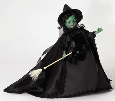 Collectible   doll Wicked Witch of West by Madame Alexander