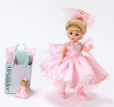Collectible   doll Birthday Celebration Blonde by Madame Alexander