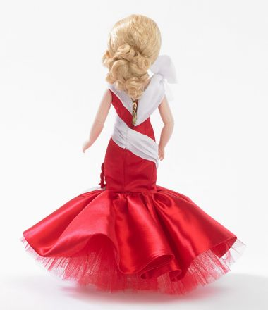 Candy Cane Christmas Madame Alexander Doll