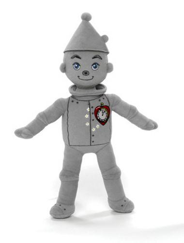 Tin Man, Wizard Of Oz Cloth Doll
