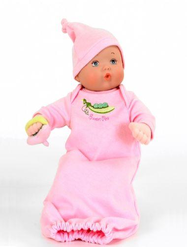Sweet Pea Baby Girl Doll