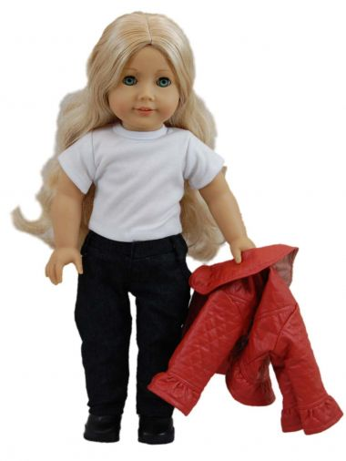 Rodeo Drive Shopping Outfit Doll Clothes For 18 Quot American