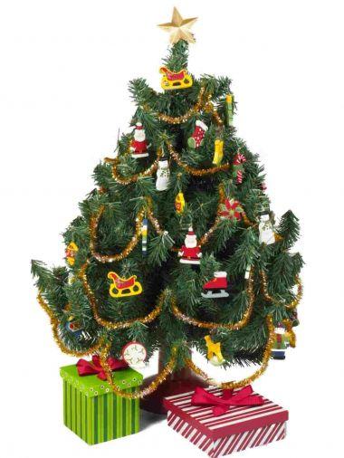 18in Doll Christmas Tree Kit for American Girl Dolls