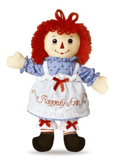 Image of Raggedy Ann Classic Large by Aurora World Inc.