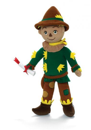 Scarecrow, Wizard of Oz Cloth Doll