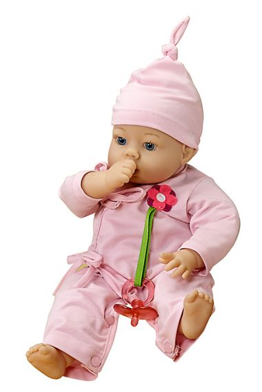 Image of I Love My Thumb Madame Alexander doll