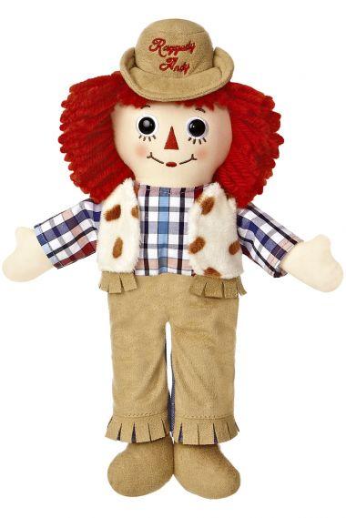 Photo of Raggedy Andy Western Cowboy doll 15448 by Aurora World.