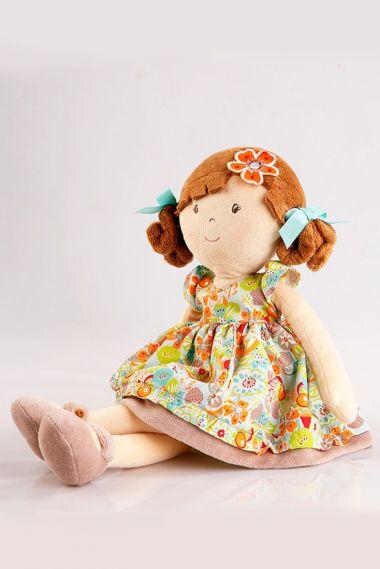 Photo of Summer plush doll by Bonikka.