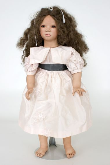Collectible Limited Edition Porcelain doll Isa-Bellita by Annette Himstedt