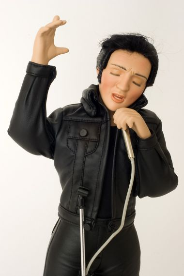 Dolls Collectible Dolls Elvis And His 1968 Comeback
