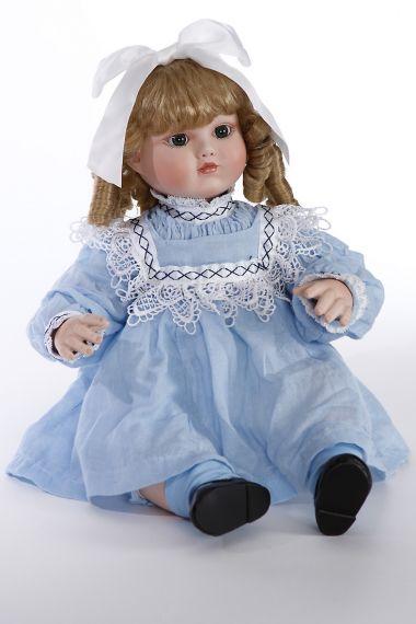 Baby Steiner Collectible Doll
