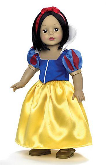 Image of Snow White Disney Princess Madame Alexander doll