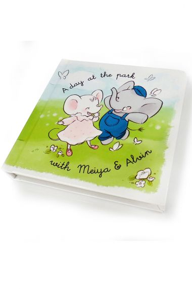 Image of Meiya Mouse book